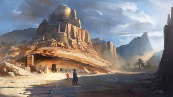 desert_city_by_artek92-d79tuid