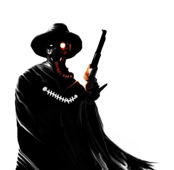 cyborg_gunslinger_by_darkmatteria-d5i9kkx