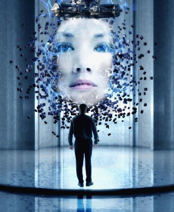 hologram face 2