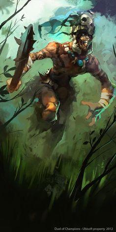 jungle duel