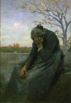 art-woman-despair