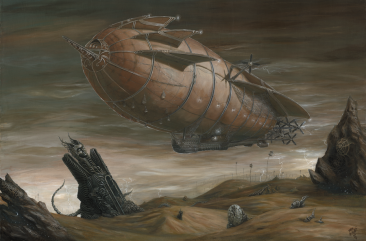 desert-zeppelin