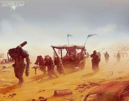 slave-cart
