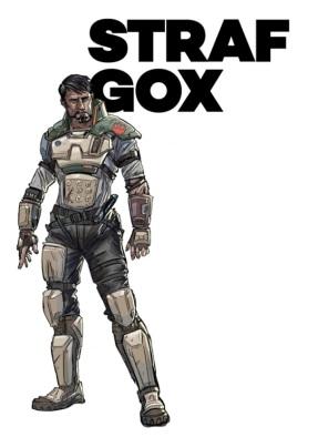 Straf Gox - postać Fedora
