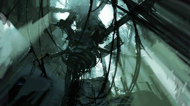 video-games-artwork-portal-portal-2-valve-corporation-glados-concept-art