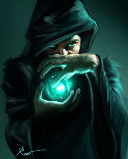 green-sorcerer