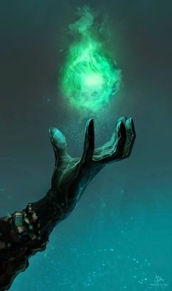 green-spell