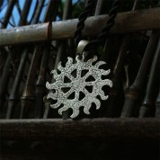 1pcs-gothic-viking-ancient-Greek-sun-god-amulet-antique-silver-men-Necklace-pendant-punk-jewelry