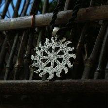 1pcs-gothic-viking-ancient-Greek-sun-god-amulet-antique-silver-men-Necklace-pendant-punk-jewelry