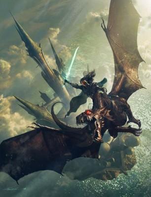 dracolich-rider