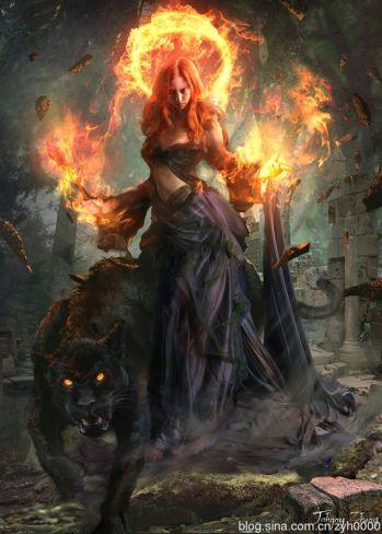 Freya i Rademenes