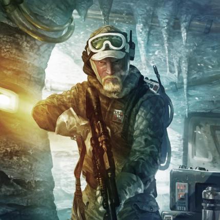 Barrack Tylin - dowódca Wilka 2