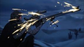 sniper's death