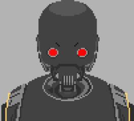 evil k2so pixel