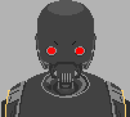 evil k2so pixel