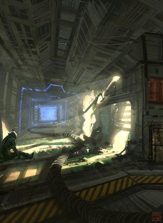 abandoned_spacestation_by_hideyoshi