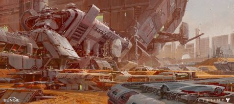 deserted cosmodrome bungie