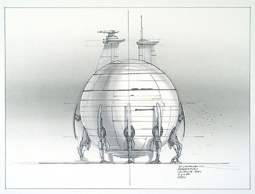 star-wars-art-trade-federation