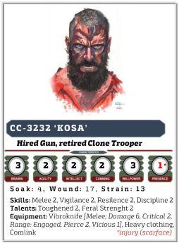 cc-3232 Kosa