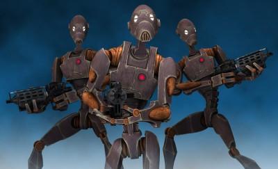 BX droid Commando