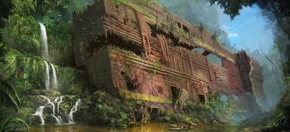 starship city wrecks