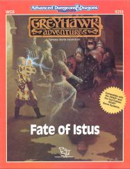 fate of istus cover