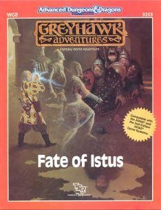fate of istus cover