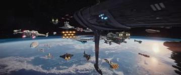 hyperspace battle