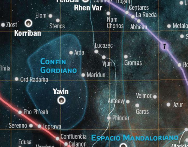 mapka okolic letho