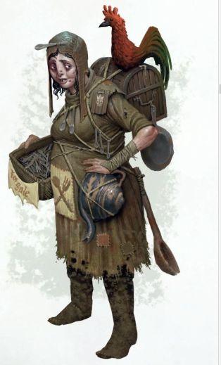 warhammer handlarka