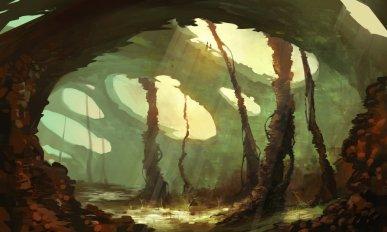 alien forest 1