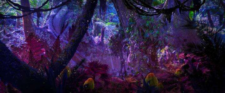 alien forest 3
